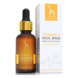 Serum-Facial-de-Vitamina-C-de-Mother-Nature-Cosmetics